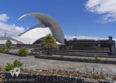 Castillo de San Juan y Auditorio de Santa Cruz