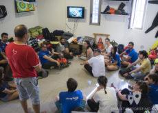 Clase de snorkel en Apnea Academy
