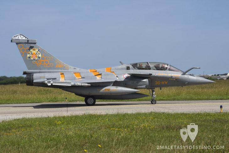 Dassault Rafale B 30-HW librea Tiger Meet