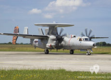 E-2C Hawkeye - BAN Lann-Bihoué