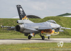 F-16 AB MLU Fighting Falcon - 31 SMD (BAF) Kleine Brogel