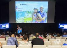 Fernando Palarea de 360 travel en el TBMTenerife