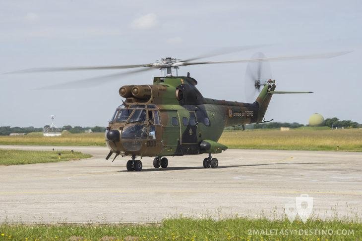 Helicóptero SA-330B Puma (Armeé de Terre)