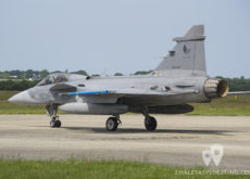 JAS-39CD Gripen (Landivisiau)