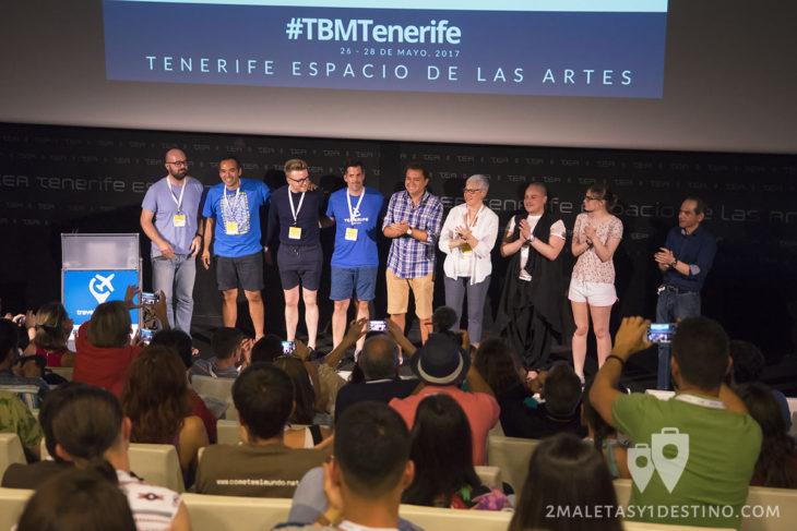 Organizadores del TBMTenerife