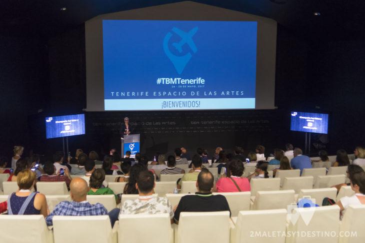 Presentación TBM Tenerife