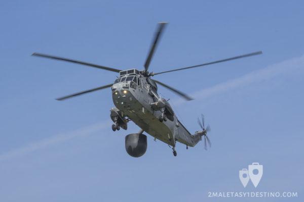 Helicóptero Sea King ASaC Mk7