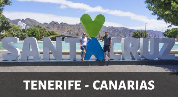 Tenerife Santa Cruz Teide Anaga TBMTenerife