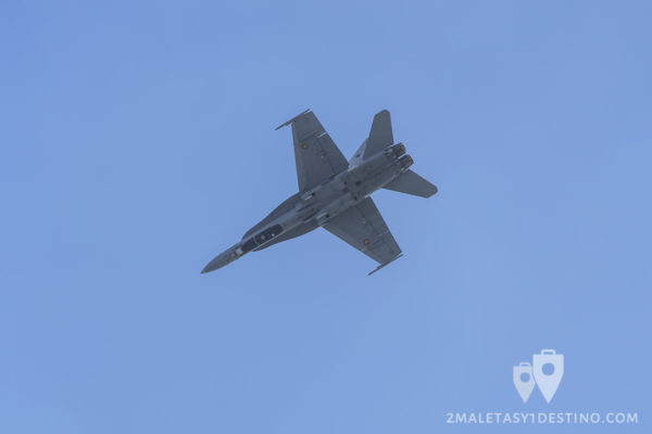 EF-18 'Ala 12' Ejército de España
