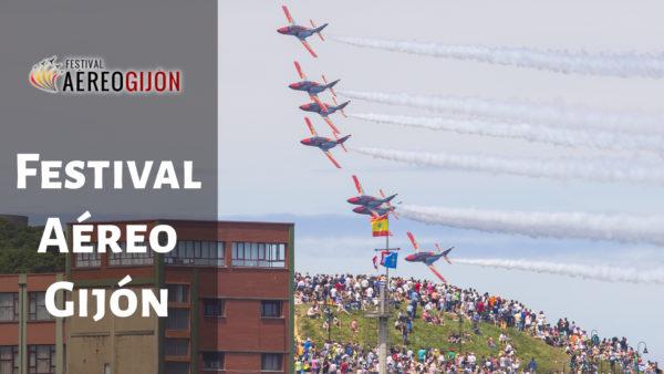 XII Festival Internacional Aéreo Gijón