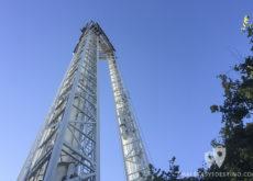 Caída libre Parque Warner