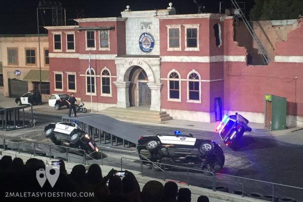 Coches de policía a 2 ruedas