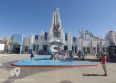 Super Heroes World Parque Warner