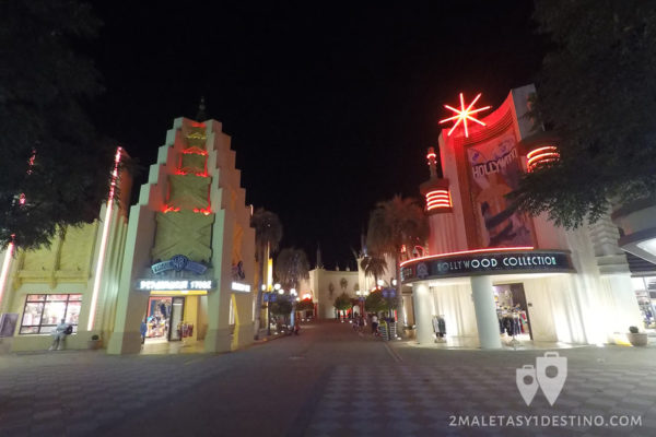 Tiendas de Hollywood Boulevard