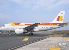 Airbus A319-111 (EC-KBX) Iberia