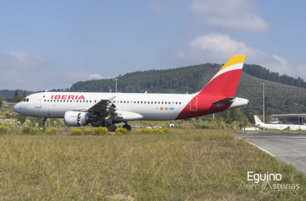 Airbus A320-214 (EC-IZR) Iberia