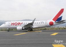 Embraer 170-100LR (F-HBXC) HOP!