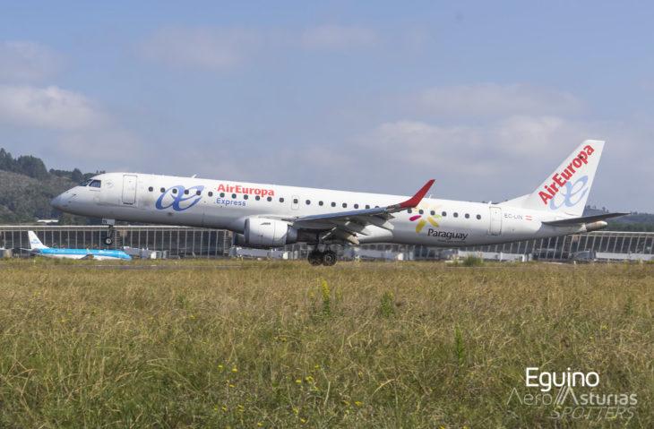 Embraer Emb-195-200 LR (EC-LIN)