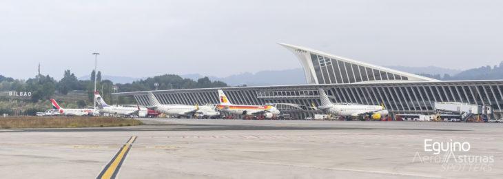 Open Day en el Aeropuerto de Bilbao Liou