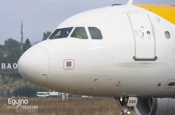 Piloto de A319 de Iberia