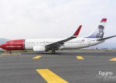 Boeing 737-86J (LN-NIB) Norwegian Air Shuttle