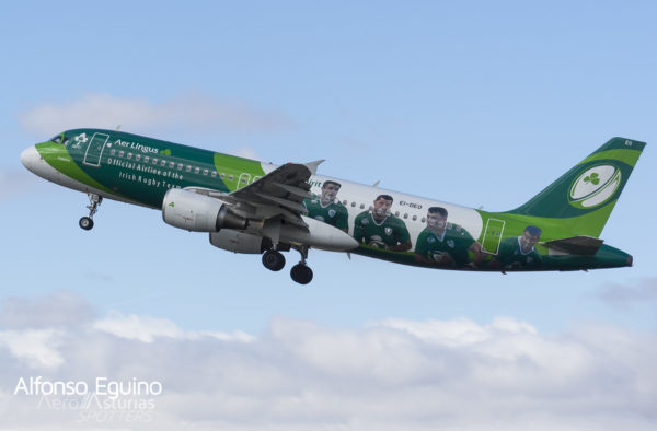 Airbus A320-214 (EI-DEO) Aer Lingus