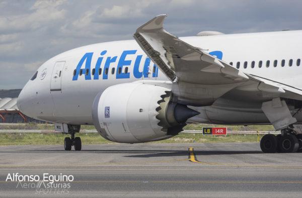 Boeing 787-8 (EC-MMX) Air Europa