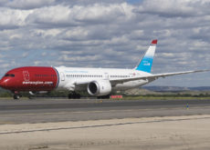 Boeing 787-9 (LN-LNT) Norwegian