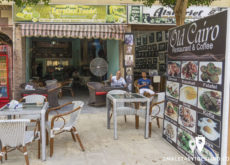Old Cairo Restaurant & Coffee barrio copto