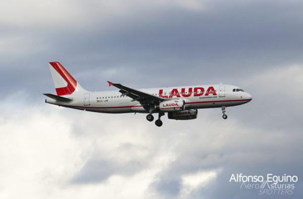 Airbus A320-232 (OE-LMB) Laudamotion