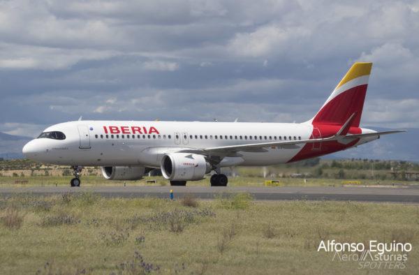 Airbus A320-251N(SL) (EC-MXU) Iberia