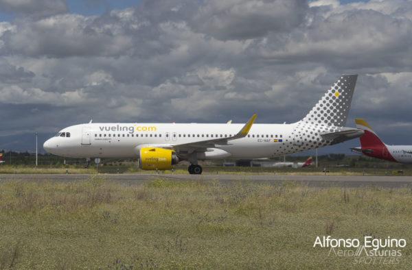 Airbus A320-251N(SL) (EC-NAF) Vueling Airlines