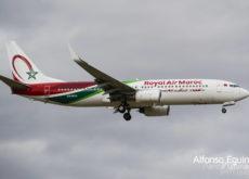 Boeing 737-8B6 (CN-ROS) Royal Air Maroc