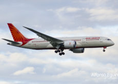 Boeing 787-8 (VT-NAA) Air India