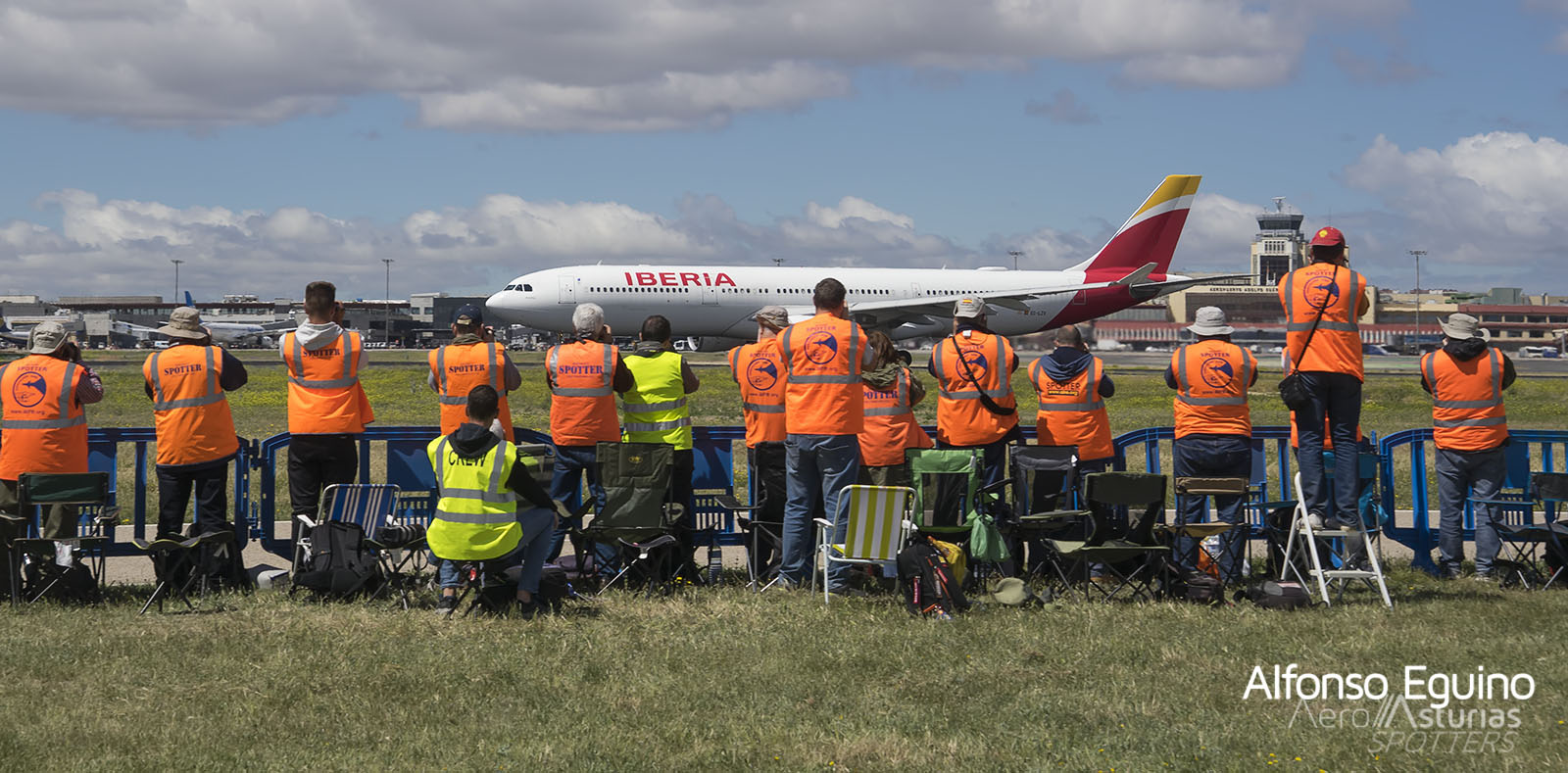 X Barajas Spotter Day 2019