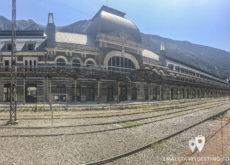 Rehabilitación de la Estación de tren