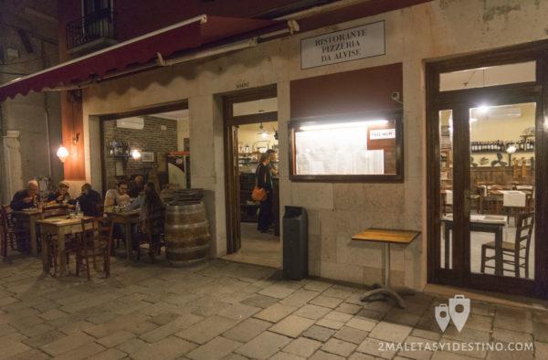Ristorante Pizzeria Da Alvise