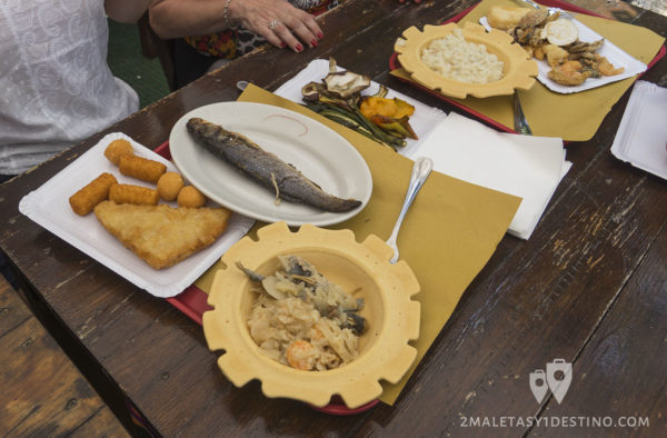 Menu del Giorno Taverna Tipica Veneziana