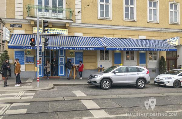 Art Corner Restaurante griego