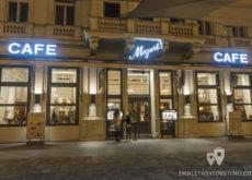 Cafe Mozart en Viena