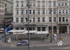 Cafe Mozart en el Hotel Sacher