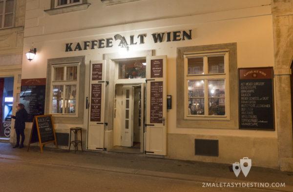 Kaffee Alt Wien