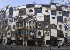 Edificio Kunst Haus Wien