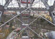 Noria Riesenrad en Viena