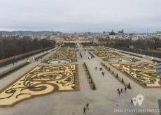 Jardines del Palacio Belvedere
