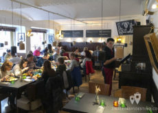 Piso superior del Restaurante Fuhrich