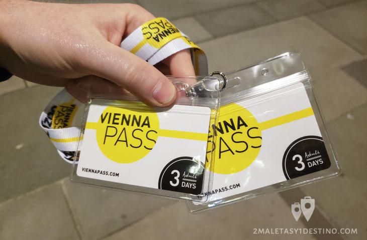 Tarjetas Vienna Pass